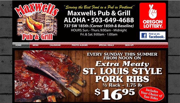 Maxwells Pub and Grill