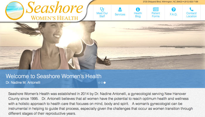 Seashore Women's Health